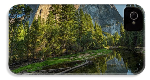 Sunrise On El Capitan IPhone 4 Case by Peter Tellone