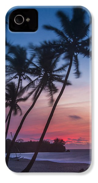 Sunset In Paradise IPhone 4 Case by Alex Lapidus