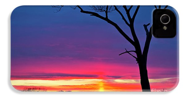 Sunset Sundog  IPhone 4 Case