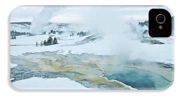 Surreal Landscape IPhone 4 Case by Gary Lengyel
