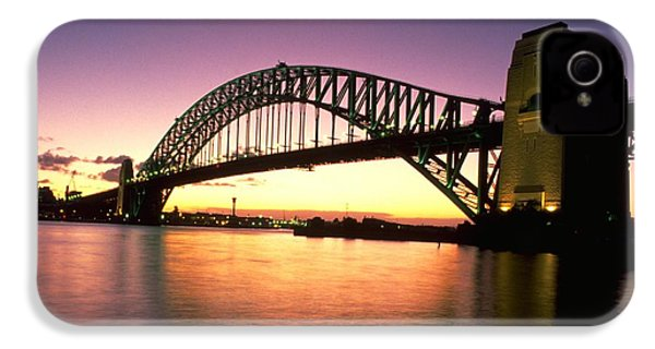Sydney Harbour Bridge IPhone 4 Case