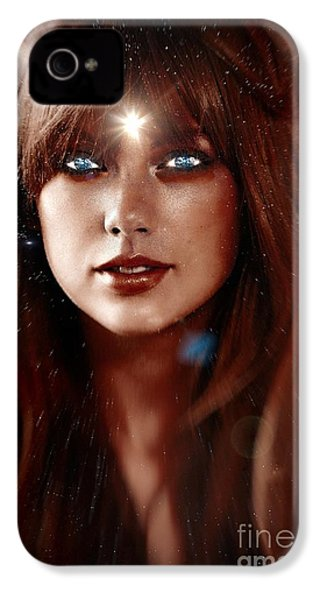 Goddess IPhone 4 / 4s Case by Robert Radmore