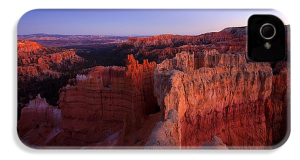 Temple Of The Setting Sun IPhone 4 Case