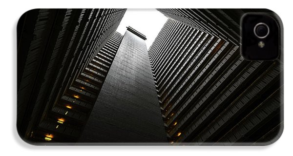 The Abyss, Hong Kong IPhone 4 Case by Reinier Snijders