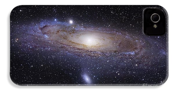 The Andromeda Galaxy IPhone 4 Case