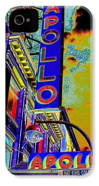 The Apollo IPhone 4 / 4s Case by Steven Huszar