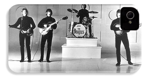 The Beatles, 1965 IPhone 4 Case by Granger