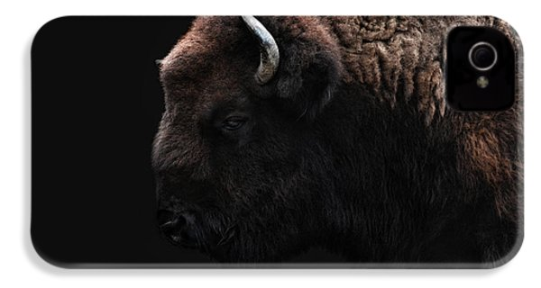 The Bison IPhone 4 Case