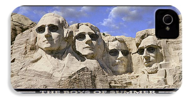 The Boys Of Summer IPhone 4 / 4s Case by Mike McGlothlen