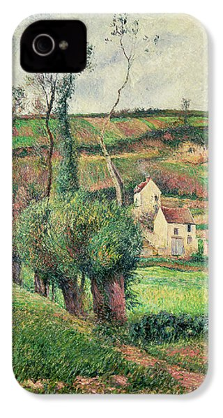 The Cabbage Slopes IPhone 4 Case