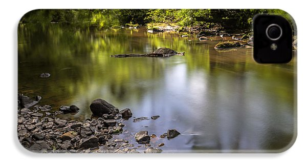 IPhone 4 Case featuring the photograph The Devon River by Jeremy Lavender Photography