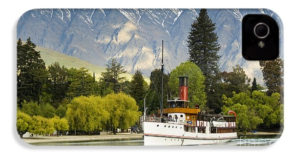 The Earnslaw IPhone 4 Case by Werner Padarin