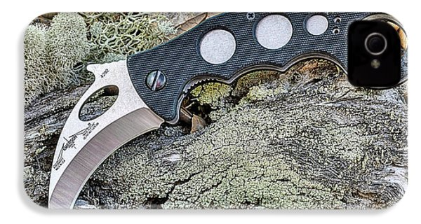 The Emerson Karambit IPhone 4 Case by JC Findley