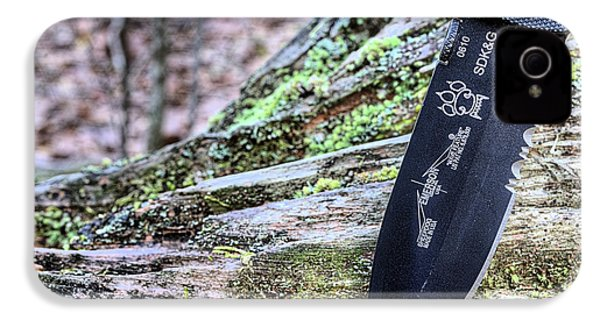 IPhone 4 Case featuring the photograph The Emerson Rangemaster Sheepdog by JC Findley