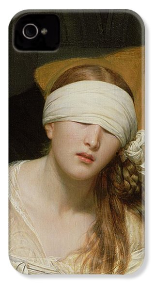 The Execution Of Lady Jane Grey IPhone 4 / 4s Case by Hippolyte Delaroche