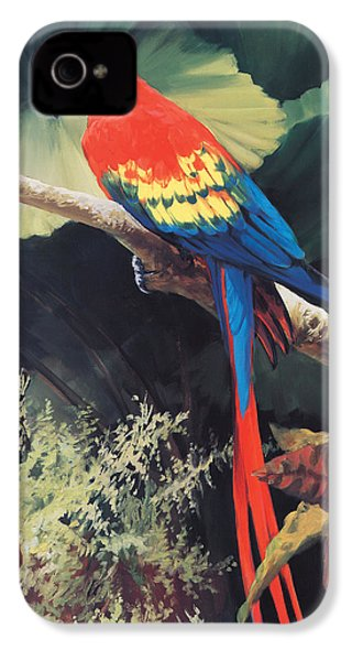 The Gossiper IPhone 4 / 4s Case by Laurie Hein