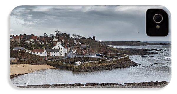 The Harbour Of Crail IPhone 4 Case by Jeremy Lavender Photography
