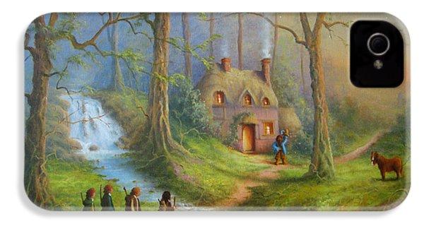 The House Of Tom Bombadil.  IPhone 4 Case by Joe  Gilronan
