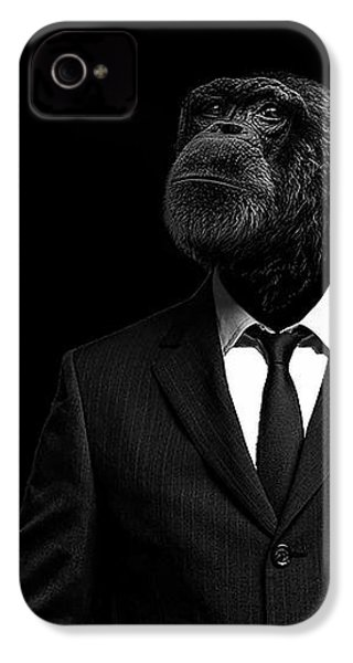 The Interview IPhone 4 Case by Paul Neville
