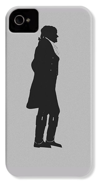 The Jefferson IPhone 4 Case by War Is Hell Store
