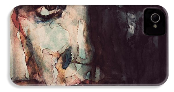 The King IPhone 4 Case by Paul Lovering