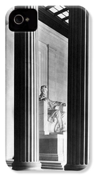 The Lincoln Memorial IPhone 4 Case