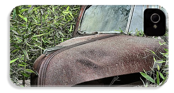 The Lost And Found Pontiac IPhone 4 Case by JC Findley