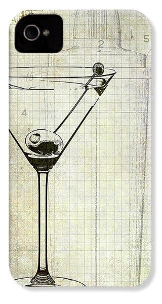 The Martini IPhone 4 Case by Jon Neidert