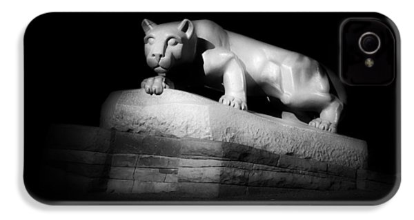 The Nittany Lion Of P S U IPhone 4 Case by Pixabay