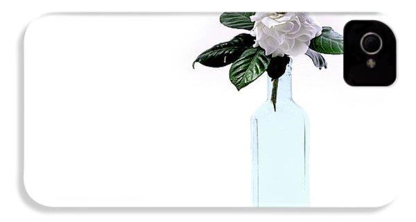 The Scent Of A Gardenia IPhone 4 Case by JC Findley