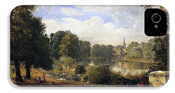 The Serpentine IPhone 4 / 4s Case by Jasper Francis Cropsey