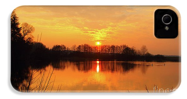 The Waal IPhone 4 Case by Nichola Denny
