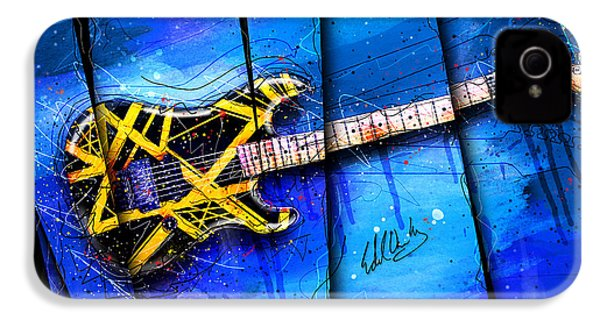 The Yellow Jacket IPhone 4 Case by Gary Bodnar