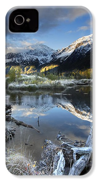 Thoreau IPhone 4 / 4s Case by Ed Boudreau