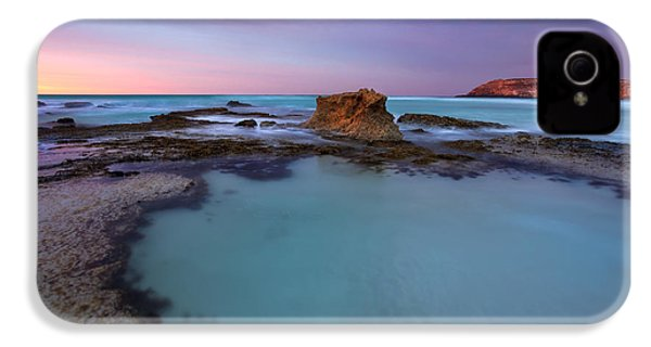 Tidepool Dawn IPhone 4 / 4s Case by Mike  Dawson
