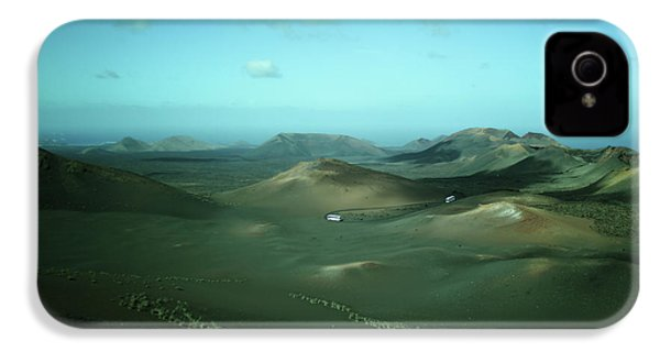 Timanfaya - Lanzarote IPhone 4 Case by Cambion Art