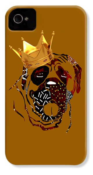 Top Dog IPhone 4 / 4s Case by Marvin Blaine