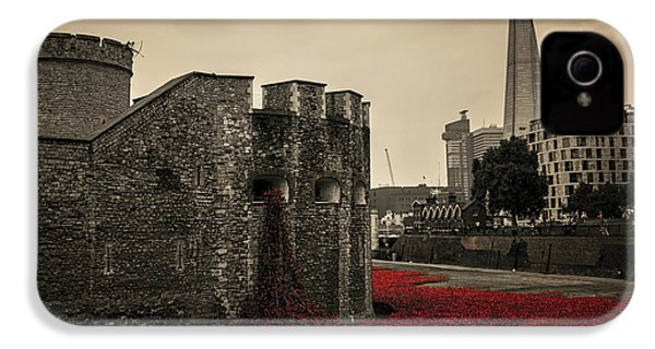 Tower Of London IPhone 4 / 4s Case by Martin Newman