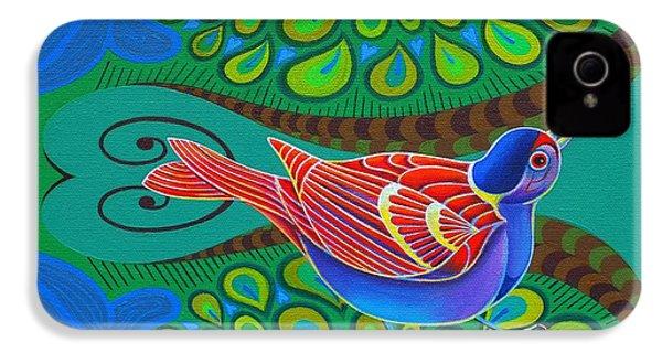 Tree Sparrow IPhone 4 Case by Jane Tattersfield