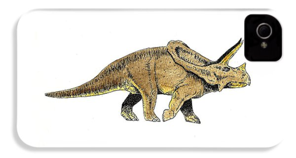 Triceratops IPhone 4 Case