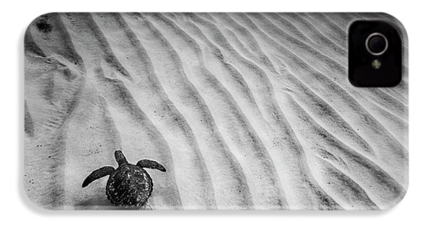 Turtle Ridge IPhone 4 Case by Sean Davey