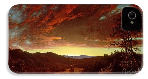 Twilight In The Wilderness IPhone 4 Case