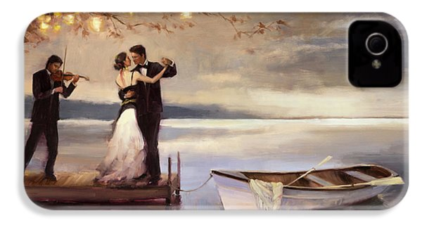 Twilight Romance IPhone 4 Case by Steve Henderson