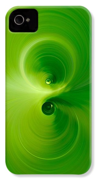 Twist IPhone 4 Case by Andre Brands