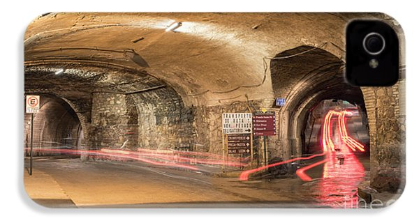 Underground Tunnels In Guanajuato, Mexico IPhone 4 Case