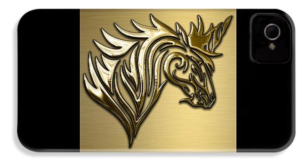 Unicorn Collection IPhone 4 Case