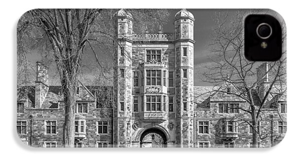 University Of Michigan Law Quad IPhone 4 / 4s Case by University Icons