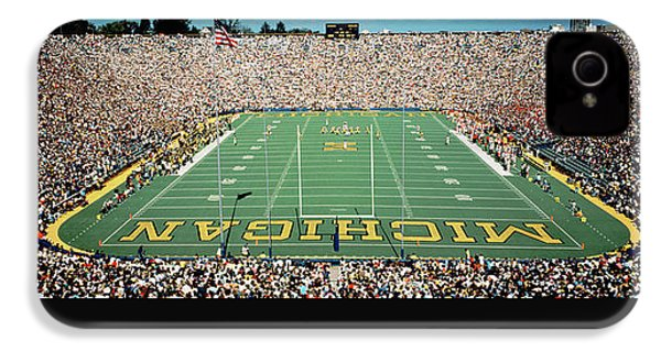 University Of Michigan Stadium, Ann IPhone 4 Case