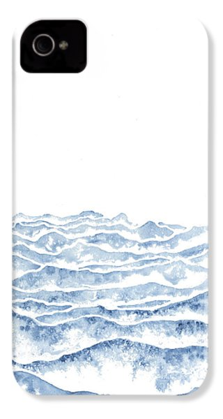Vast IPhone 4 / 4s Case by Emily Magone