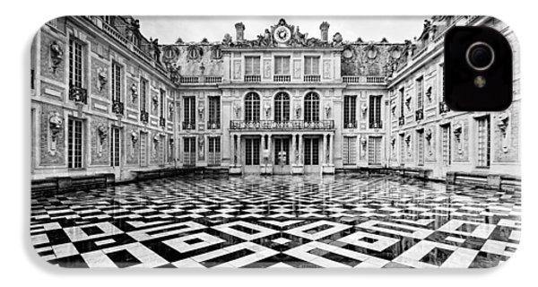 Versailles Architecture Paris IPhone 4 Case